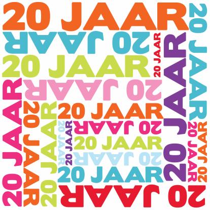 20-jaar-typografie