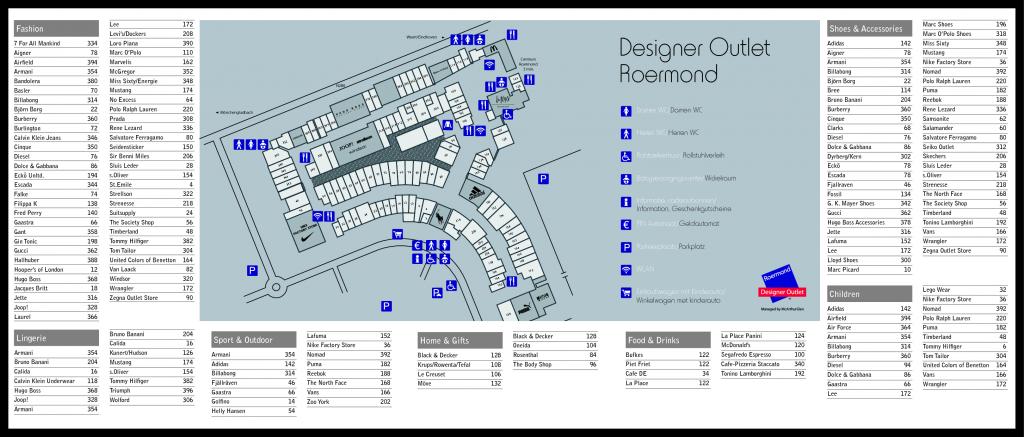 Designer-Roermond-Outlet-Plattegrond